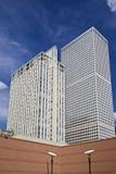 Wolkenkratzer in Denver Lizenzfreie Stockfotografie
