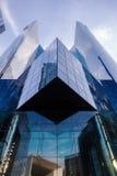 Wolkenkratzer in der La-Verteidigung, Paris, Frankreich Lizenzfreies Stockfoto