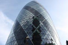 Wolkenkratzer in der Stadt Lizenzfreie Stockfotos