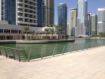 Wolkenkratzer in Dubai Lizenzfreie Stockfotografie