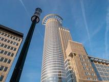Wolkenkratzer in Frankfurt Lizenzfreies Stockfoto