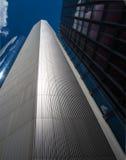 Wolkenkratzer in Frankfurt, Deutschland Lizenzfreies Stockfoto