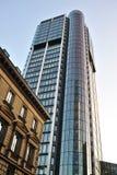 Wolkenkratzer Frankfurt-Maintower Lizenzfreie Stockfotografie