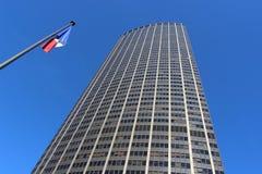 Wolkenkratzer in Frankreich Stockfotos