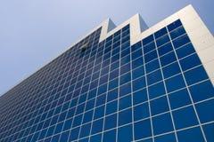 Wolkenkratzer futuristisch Stockfotos