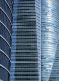 Wolkenkratzer-Geschäft Stockbilder