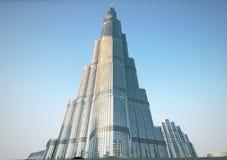 Wolkenkratzer, hohes Gebäude und modernes Gebäude lizenzfreie stockfotos