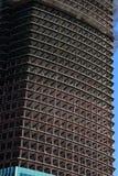 Wolkenkratzer im Bau Lizenzfreie Stockbilder