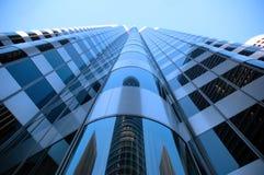 Wolkenkratzer-Kräuselung Lizenzfreies Stockfoto