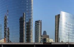 Wolkenkratzer in Mailand (Italien) Lizenzfreies Stockfoto