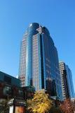 Wolkenkratzer in Montreal Stockbilder
