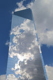 Wolkenkratzer in New York Stockbilder