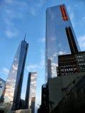 Wolkenkratzer in New York Lizenzfreie Stockfotografie