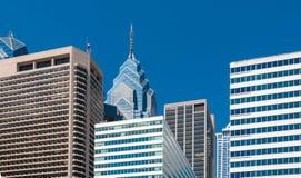 Wolkenkratzer, Philadelphia Lizenzfreie Stockfotos