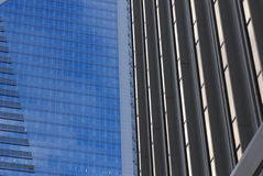 Wolkenkratzer, Sonderkommando Stockfotos