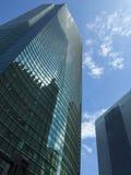 Wolkenkratzer an Tokyo-Station Lizenzfreie Stockfotos