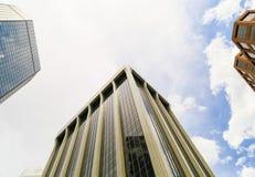 Wolkenkratzer von Denver Lizenzfreie Stockfotografie