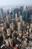 Wolkenkratzer von New York Lizenzfreies Stockbild