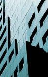 Wolkenkratzerauszug Lizenzfreie Stockfotografie