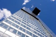 Wolkenkratzerdetails Stockfoto