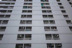 Wolkenkratzereigentumswohnung Stockfotografie