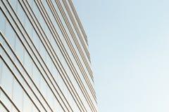 Wolkenkratzerentwurf und 3d modellieren meine Selbst Stockbilder