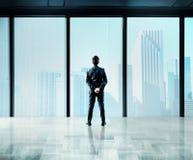 Wolkenkratzerfenster Lizenzfreie Stockfotografie