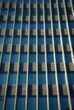Wolkenkratzernahaufnahme Lizenzfreies Stockfoto