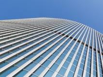 Wolkenkratzerzusammenfassung Stockfotografie