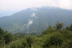 Wolkenlandschap Royalty-vrije Stock Foto