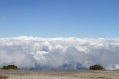 Wolkenleger stock fotografie