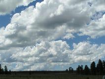 Wolkenstructuur Stock Fotografie