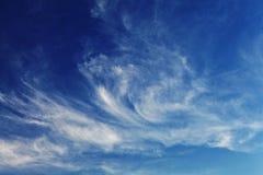 Wolkentextuur Stock Foto's