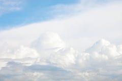 Wolkenvorming stock foto's