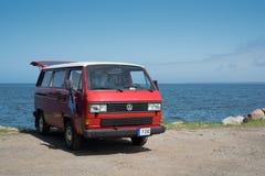 Wolkswagen Caravelle Obrazy Stock