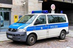 Wolkswagena transporter Zdjęcie Stock