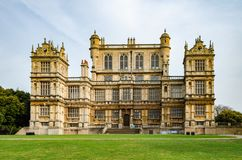 Wollaton Hall, Ноттингем стоковая фотография rf