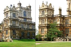 Wollaton Hall Stock Photos