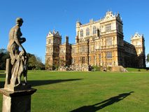 wollaton hall Royalty Free Stock Images
