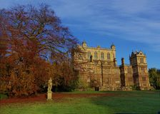 Wollaton hall Stock Photography