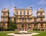 Wollaton Hall, Nottingham, England Royaltyfria Bilder