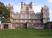 Wollaton hall nottingham uk Royalty Free Stock Image