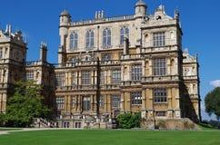 Wollaton hall Nottingham UK. Wollaton Hall   Elizabethan mansion Nottingham uk Royalty Free Stock Image