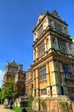 Wollaton Hall och parkerar Nottingham Nottingham, UK, England Arkivfoton