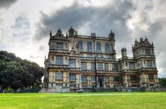 Wollaton Hall and Park Nottingham Nottingham, UK, England.  Stock Photography