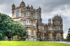 Wollaton Hall and Park Nottingham Nottingham, UK, England.  Stock Photos