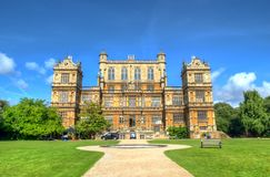 Wollaton Hall and Park Nottingham Nottingham, UK, England.  Stock Photo