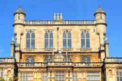 Wollaton Hall and Park Nottingham Nottingham, UK, England.  stock photography