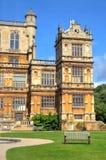 Wollaton Hall and Park Nottingham Nottingham, UK, England.  stock photo