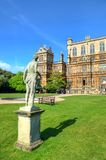 Wollaton Hall and Park Nottingham Nottingham, UK, England.  Royalty Free Stock Photo